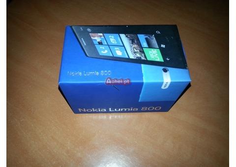Nokia lumia 800 Desbloqueado smartphone com windows, gps de todo mundo e muito mais